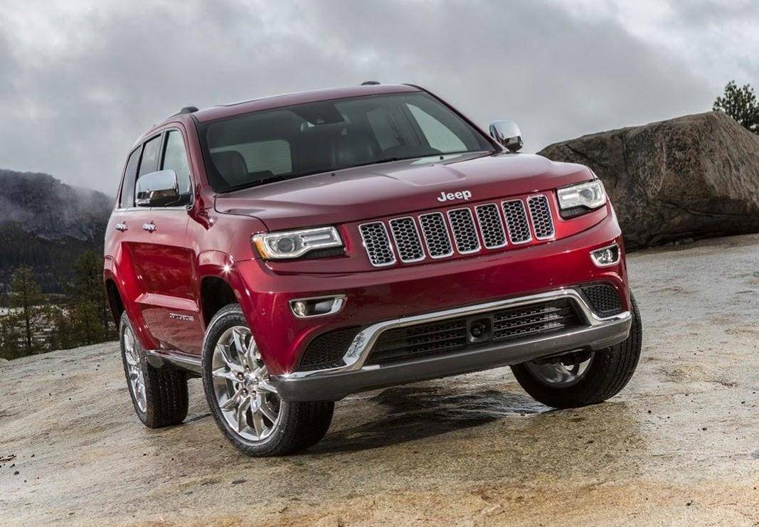 Jeep grand cherokee 2013 solo coches y motor for Jeep grand cherokee motor