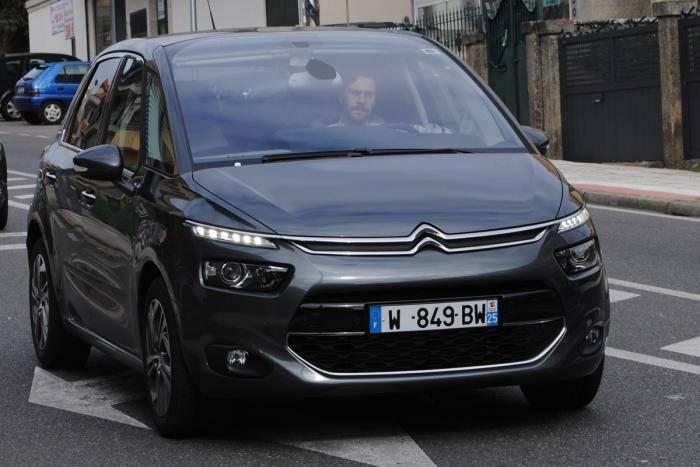Citroën C4 Picasso 2014