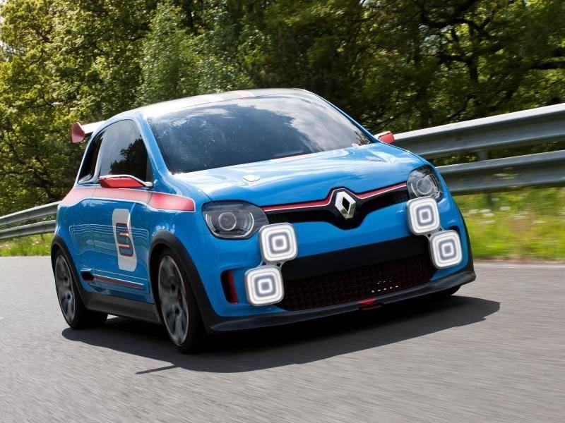 Nuevo video Renault Twingo 2014 SpassmobNuevo video Renault Twingo 2014 il-und-Botschafter-Mit-dem-235-kW-320-PS-starken-Showcar-Twin-Run-lenkt-Renault-schon-mal-vorsichtig-den-Blick-in-Richtung-neuer-Twingo-Generation-die-fuer-2014-erwartet-wird