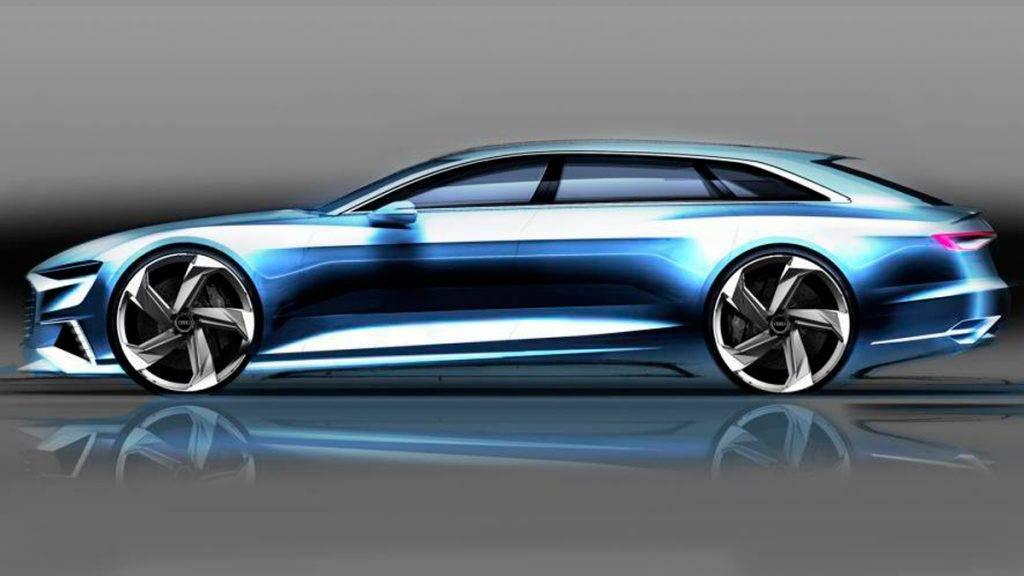 Audi Prologue Avant Concept se presentara en el Salón de Ginebra